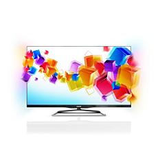 42HFL7007D/10  Televisor LED profissional