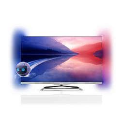 Téléviseur LED professionnel