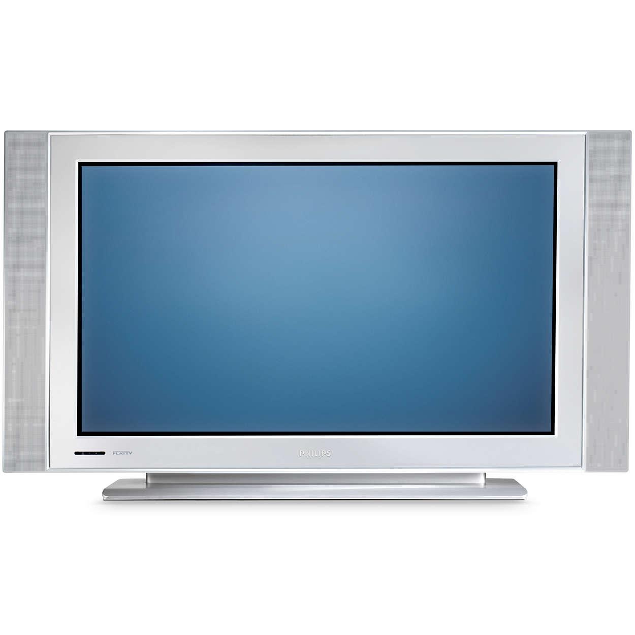 widescreen flat tv 42pf5320 10 philips. Black Bedroom Furniture Sets. Home Design Ideas