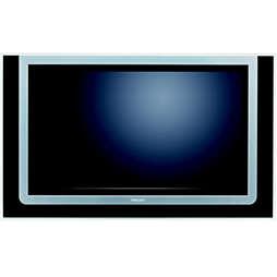 Matchline widescreen flat TV