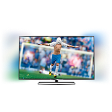 42PFK6589/12  Flacher Smart Full HD-LED-Fernseher