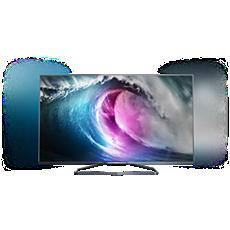 42PFK7109/12 -    Ultraflacher Smart Full HD-LED-Fernseher
