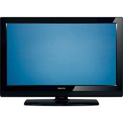 Płaski telewizor panoramiczny