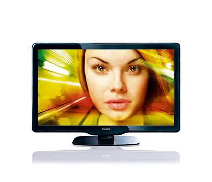 Genießen Sie ein garantiert einzigartiges Fernseherlebnis