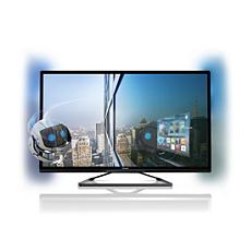 42PFL5008G/78 -    TV LED Smart ultrafina