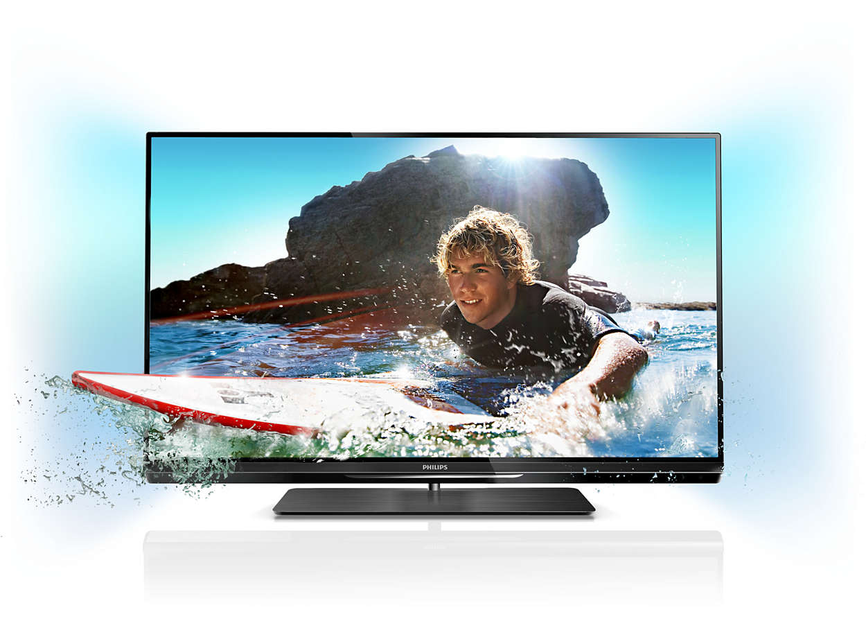 Smart Led Tv 42pfl6007t 12 Philips