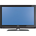 цифров широкоекранен плосък телевизор
