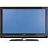 Flat TV panorámico con TDT integrado