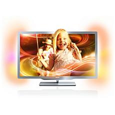 42PFL7606H/12  Televisor Smart LED