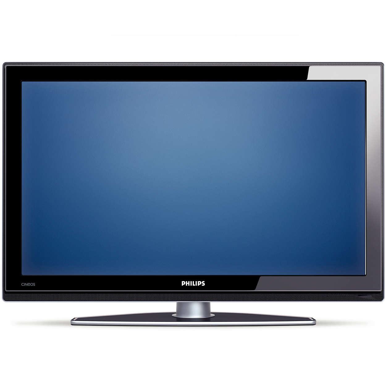 Flat TV 42PFL9632D 10