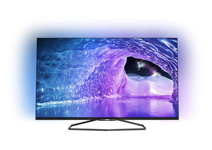 Smart, ultratunn Full HD LED-TV