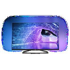 42PFS7509/12  Smart, ultratunn Full HD LED-TV