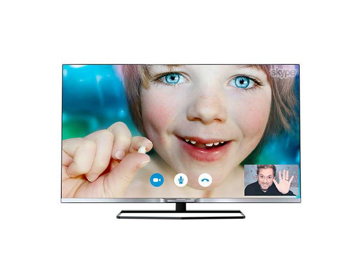 LED-TV med Full HD