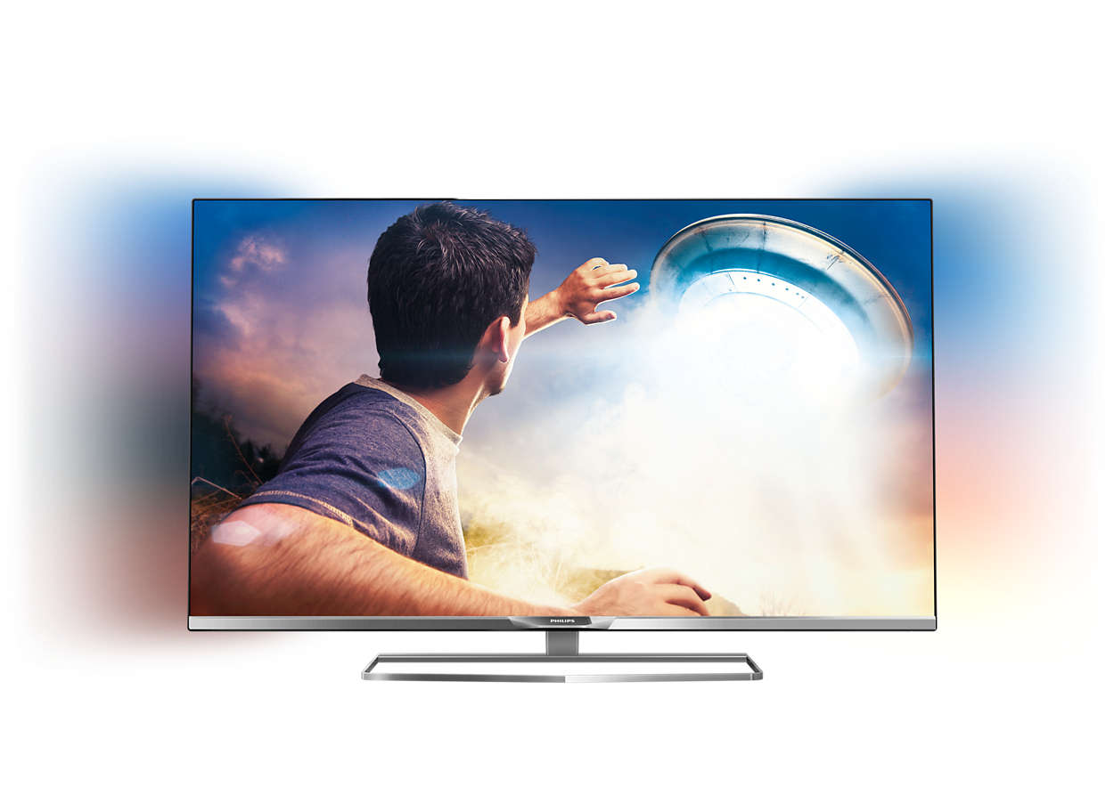 Smart LED-TV med full HD