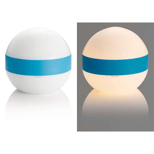 myLiving Bordlampe