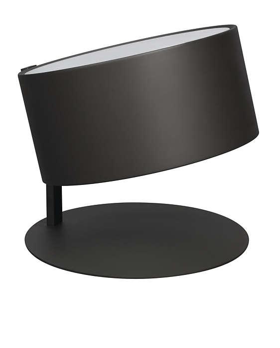 Un design équilibré
