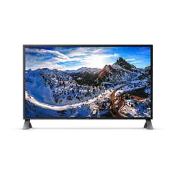 Brilliance 4K Ultra HD، شاشة LCD مع MultiView