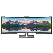Brilliance Display LCD curvo in 32:10 SuperWide
