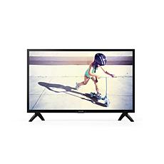43PFA3082/56  تلفزيون LED رفيع جدًا بدقة Full HD