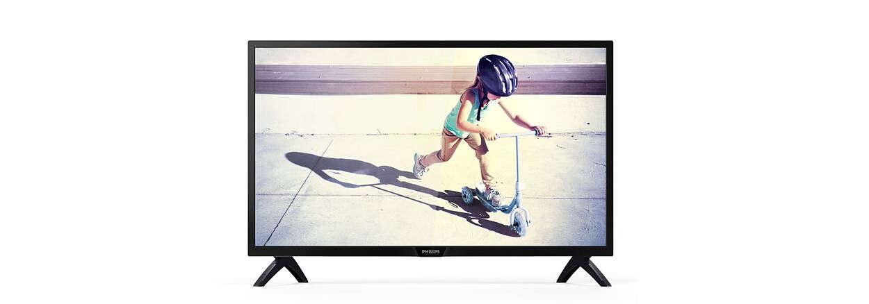 تلفزيون LED رفيع جدًا بدقة Full HD
