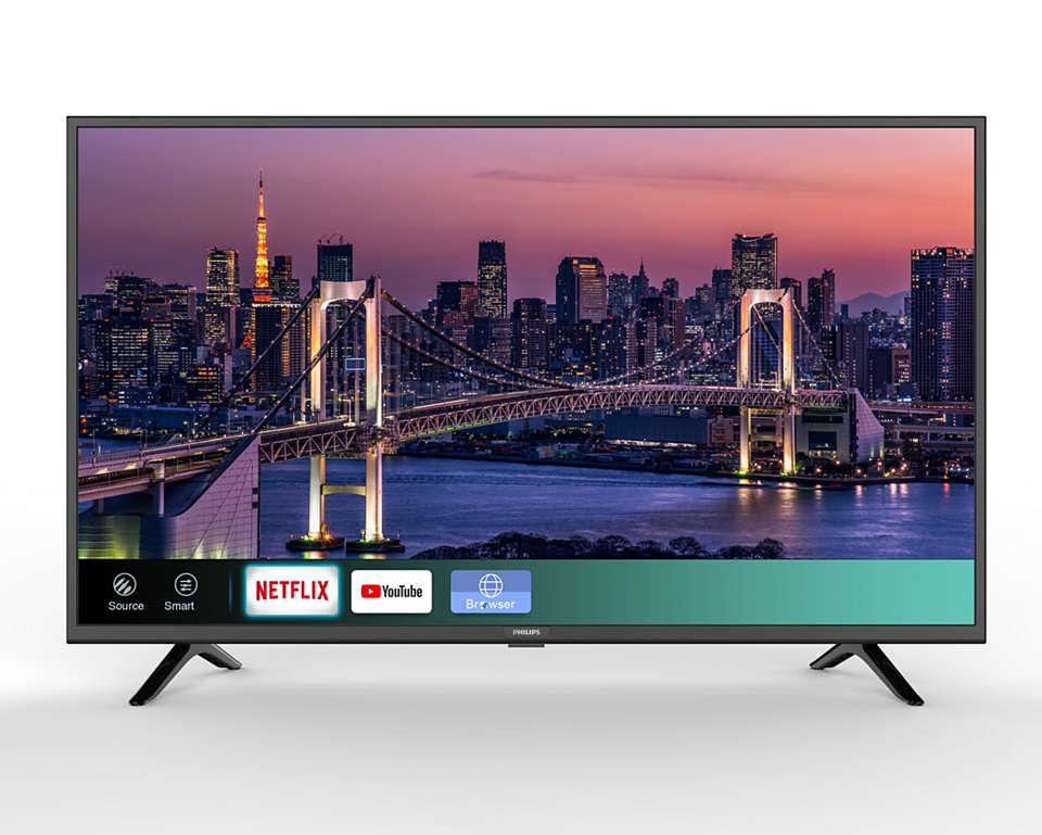 Smart HDTV