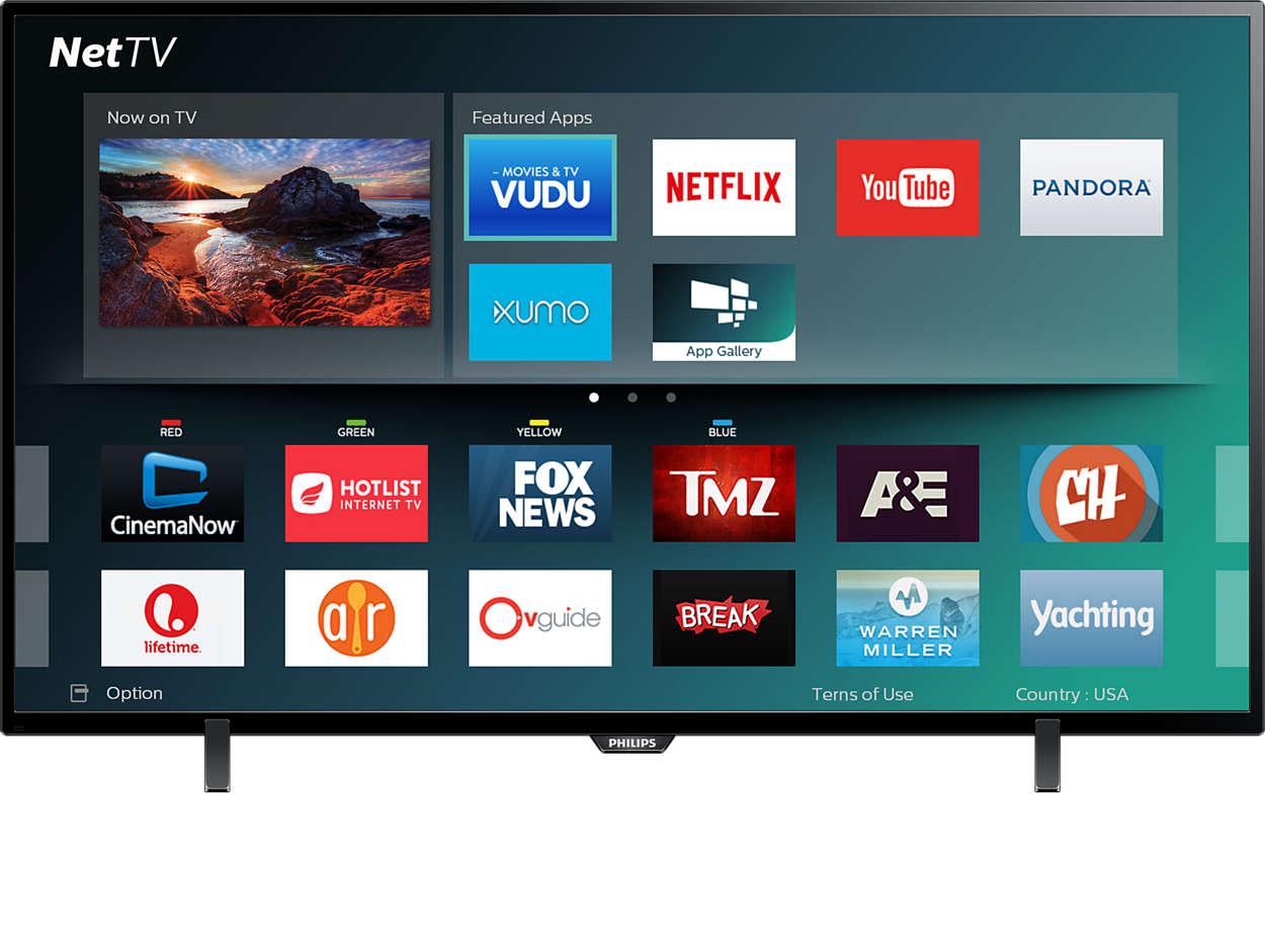 Téléviseur intelligent