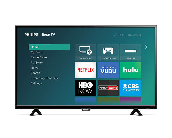 More than a smart TV, a better TV.