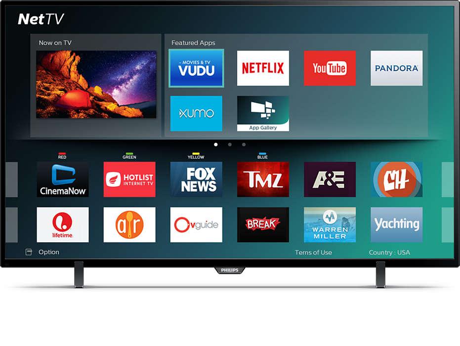 Smart 4K UltraHDTV