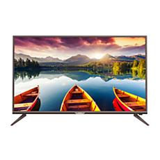 43PFL6572/V7 -    LED TV