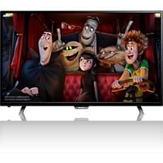 43PFL6621/F7  Téléviseur GoogleCast ultra HD série6000
