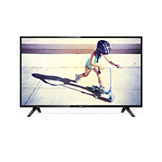 43PFS4112/12 -    Ultratenký LED televizor Full HD