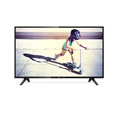 43PFS4112/12 -    Niezwykle smukły telewizor LED Full HD