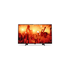 43PFS4131/12  Ultraflacher Full-HD LED-Fernseher