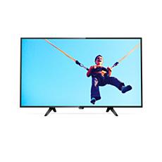 43PFS5302/12  Flacher Full HD-LED-Fernseher