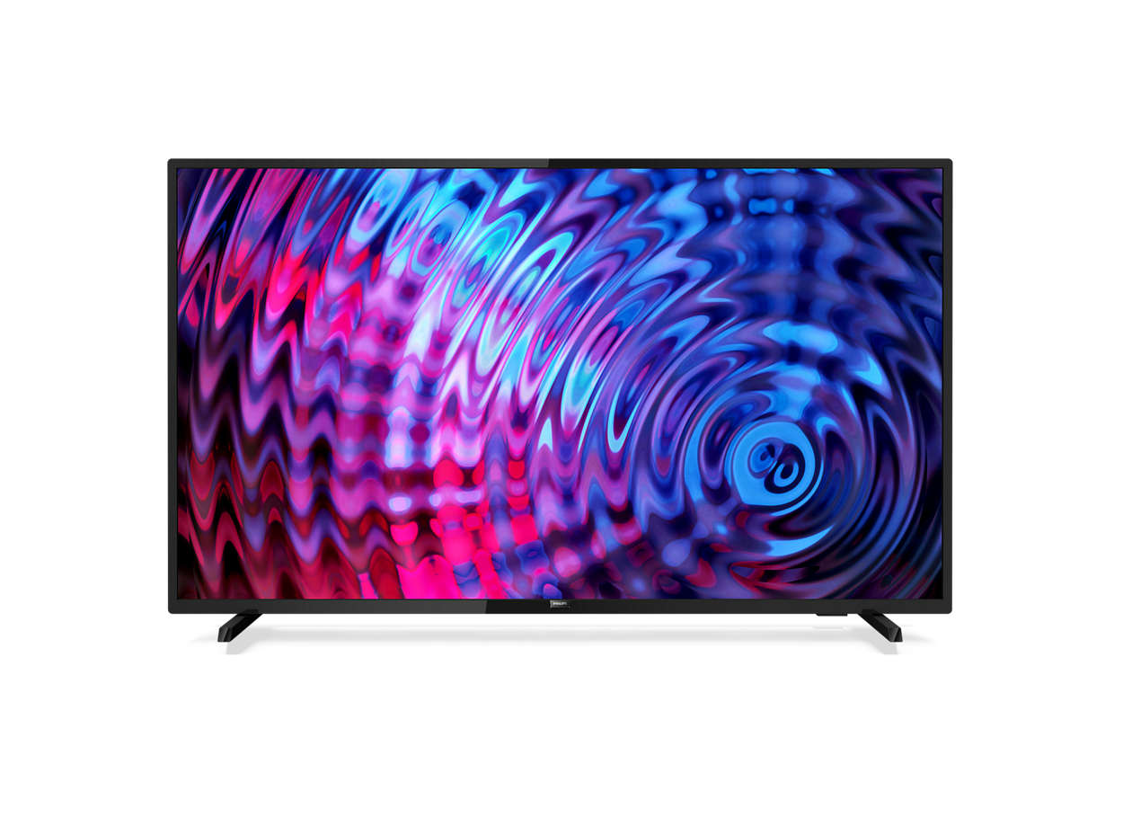 TV LED Full HD ultra sottile