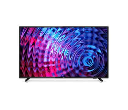 "Itin plonas ""Full HD LED"" televizorius"