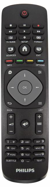 Philips 2020: 5505/5525 FullHD/HD TVs Fernbedienung