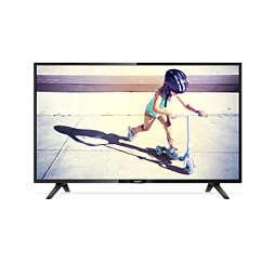 4100 series Ultraslanke Full HD LED-TV