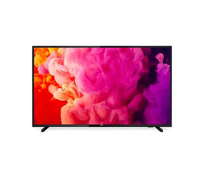 Ultratyndt Full HD LED-TV