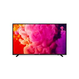 4200 series Ультратонкий світлодіодний телевізор Full HD