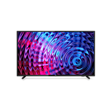 43PFT5503/12  Ultraflacher Full HD-LED-Fernseher
