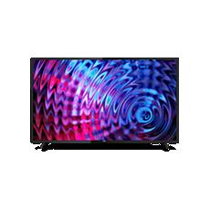 43PFT5503/12 -    Niezwykle smukły telewizor LED Full HD