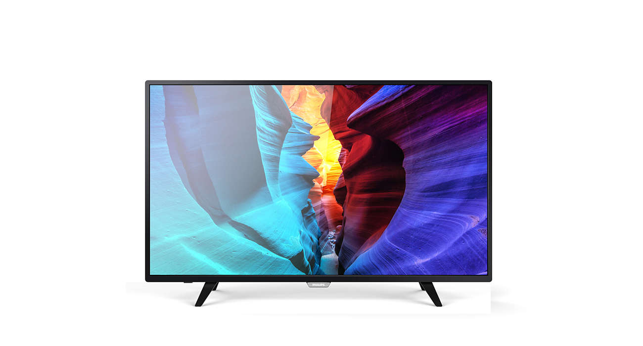 Full Hd Smart Slim Led Tv 43pft610098 Philips