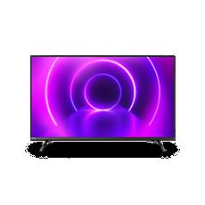 43PUD8145/30  4K UHD LED Android TV