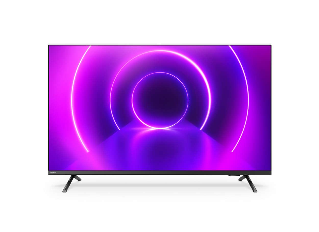 4K 超高清 LED Android TV