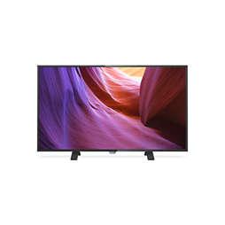 4900 series Λεπτή τηλεόραση 4K UHD LED