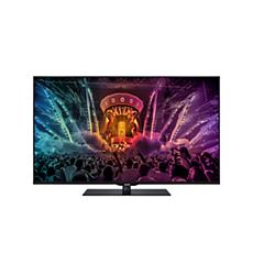 43PUS6031/12  Ultraflacher 4K Smart LEDTV