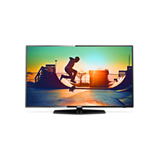 43PUS6162/12  Ultraflacher 4K Smart LED-Fernseher