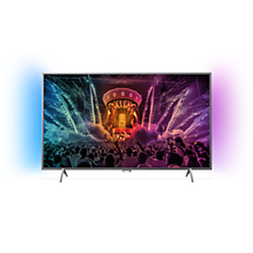 43PUS6201/12  Ultraflacher 4K Smart LEDTV