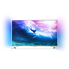 43PUS6501/12  4K ултратънък телевизор, работещ с Android TV™